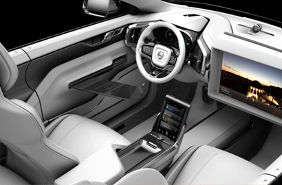 Volvo Cars, Ericsson developing intelligent media streaming for self-driving cars
