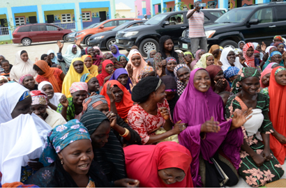 Dangote Empowers 106,000 Women with N1.1 billion in Four States