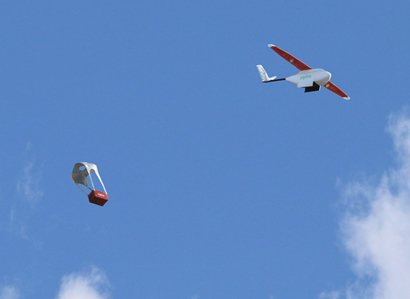Rwanda launches national drone emergency delivery service