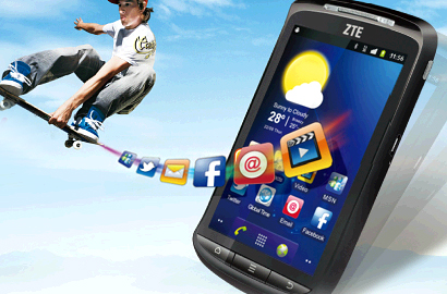 ZTE takes its handsets to Tunisia