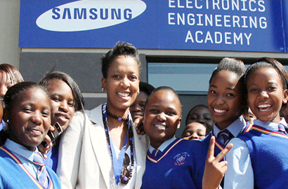 Samsung Electronics Engineering Academy Kenya